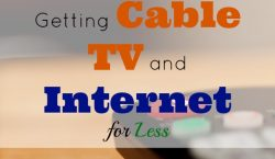 tv promo, cable, internet, cable TV and internet for less, cheap cable, cheap internet