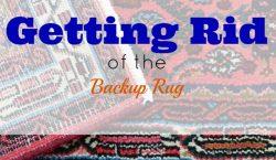 the backup rug, carpet, rug