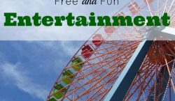 fun entertainment, free entertainment