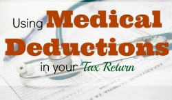 medical deductions in your tax, medical benefits, tax deduction, tax return, health benefits