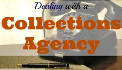 collections agency, past due bills, collections agent, bill payment