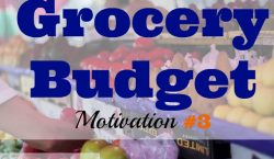 Grocery Budget, meal planning, budgeting