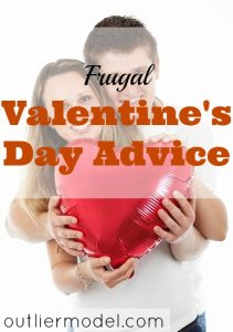 Valentine's Day, Valentine's Day on a budget, frugal valentine, saving on valentine