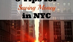 travel to NYC, saving money on NYC, travel cheap t