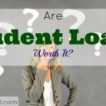 student loans, getting a student loan, things to consider for a student loan