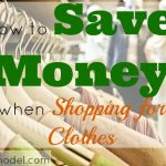 save money on shopping, shopping for clothes, thrift shopping