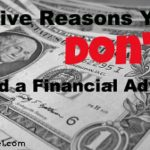 financial advisor, finances, money matters