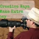 5 Creative Ways to Make Extra Money