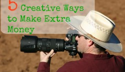 5 Creative Ways to Make Extra Money