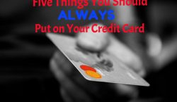 credit card, taking care of your credit card, credit card advice