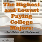 college majors, highest paying college major, lowest paying college major