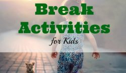 frugal activities for kids, fun activities for kids, spring break activities for kids