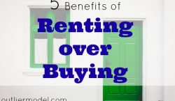 renting vs buying a home, home tips, advantages of renting