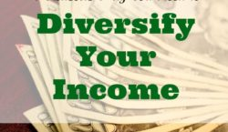 diversifying income, diversifying tips, income advice