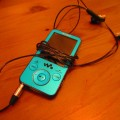 My Sony Walkman MP3