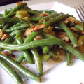 Recipe Idea: Spicy Green Beans