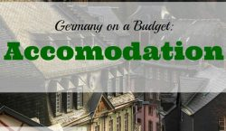 Germany on a budget, travel on a budget, cheap travel, travel hack, travel tip, cheap accommodation
