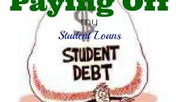 student loans, paying off student loans, debt freedom, paying off debt