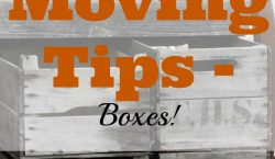 carton boxes, Easy moving tips, move out boxes, moving out