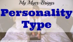 My Myer-Briggs personality type