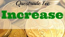 Recommended Forex Brokers, forex brokers, stock market, trading, investing, Questrade fee, questrade, stock exchange