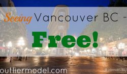 travel discount, seeing Vancouver, travel deals