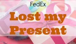 FedEx, poor customer service, diesel, gift to myself, diesel wallet