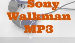 Sony Walkman MP3, mp3 player, listen to songs, walkman