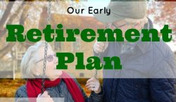 early retirement plan, retirement, retiring, early retirement, RRSP investments , personal finance blogs, personal finance article, financial article, financial post
