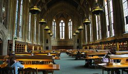 student library, student finance, student loan, paying off student loans