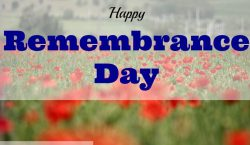 Remembrance Day, holiday in Canada, Canadian holiday, holiday