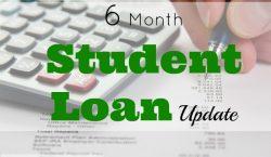 student loan, student loan update