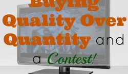LCD TV, quality over quantity, best deals, cheap products, good quality purchase