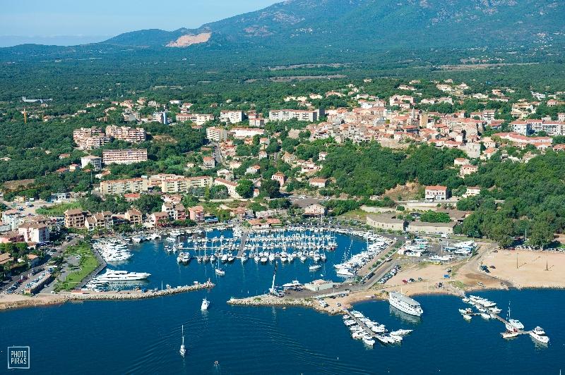 Porto-Vecchio, Corsica in honour of Le Grand Départ of Le Tour de France!