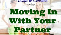 Moving In With Your Partner, moving in, living in together, living in, live-in partners