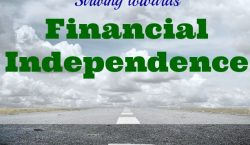 financial independence, financial goal