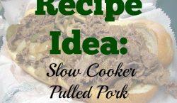 Slow cooker pulled pork, pork shoulder, pork sale, pork shoulder sale