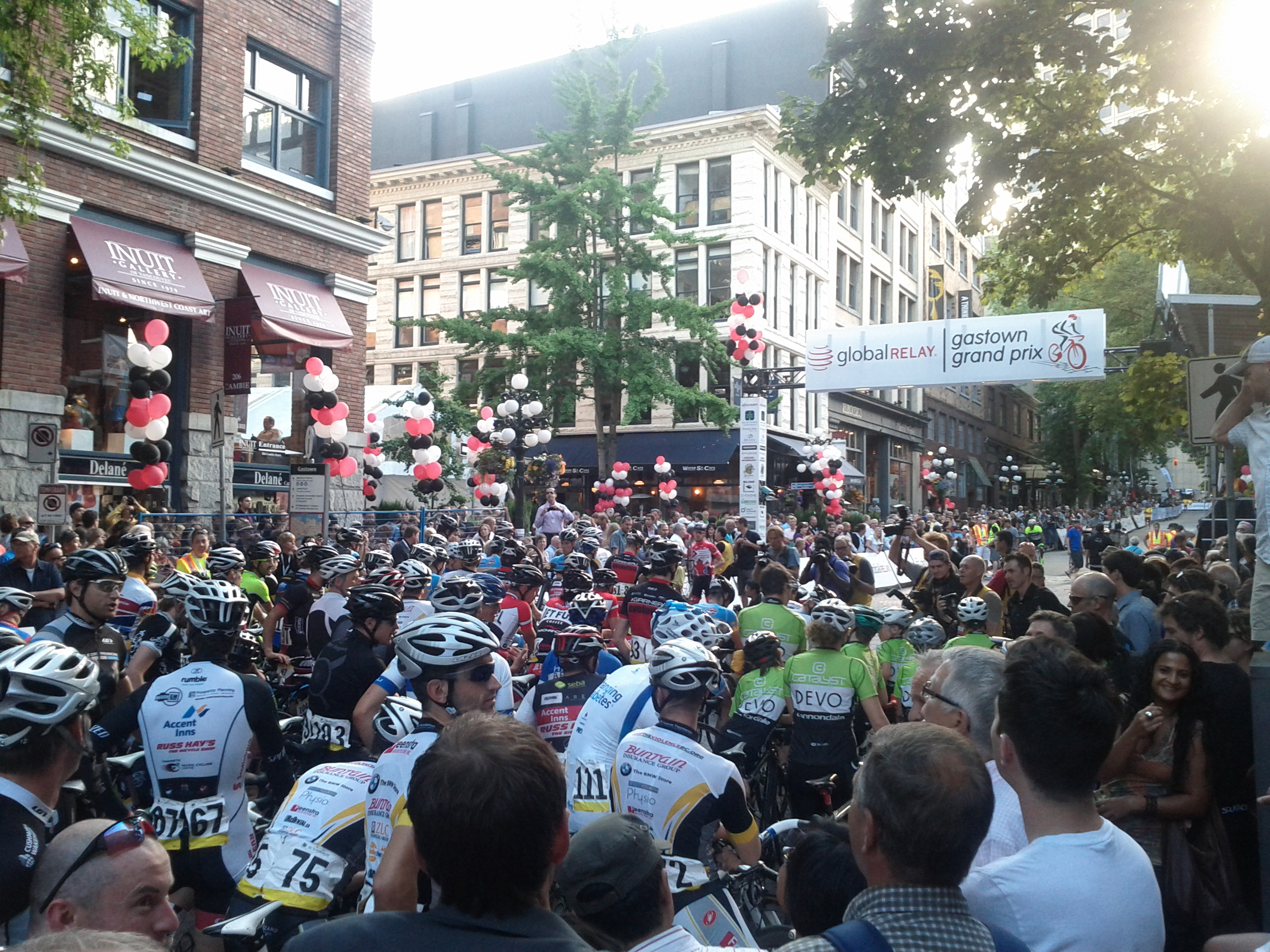 Gastown Grand Prix, cycling, personal finance blogs, financial articles to read, personal finance blogs