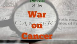 war on cancer, cancer, disease, cancer treatment, big C, illness