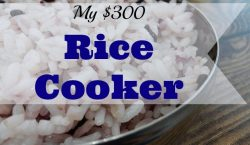 rice cooker, expensive appliances