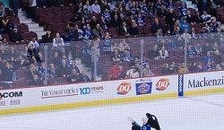 hockey game, Fin from hockey, hockey season, financial blogs to read, personal finance blogs, personal finance
