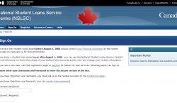 student loan website, Student loans