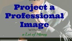 professional image, business attire