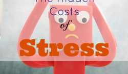 Costs of Stress, side effect of stress