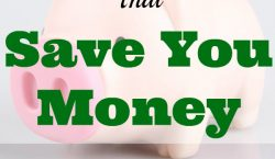 Frugal Tricks That Save money, frugal living, cost cutting
