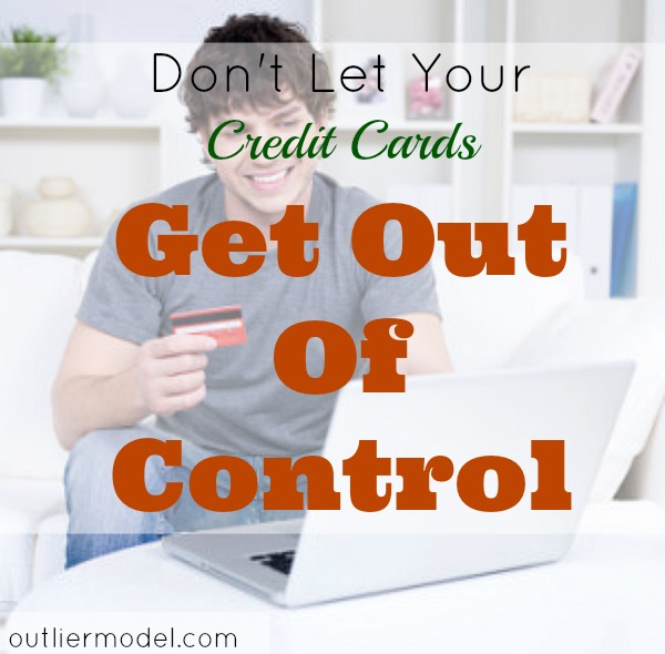 Don t let credit cards rule your