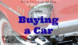 Buying a Car, purchasing a car, car shopping