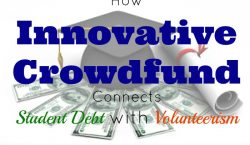 Studentdebt_volunteerism, innovative crowdfund, university education , graduation, college, university
