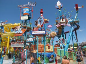 Hershey Theme Park. Photo courtesy of firstworldfacts.com.