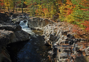 Coos Canyon, Maine. Photo courtesy of www.scenicusa.net.